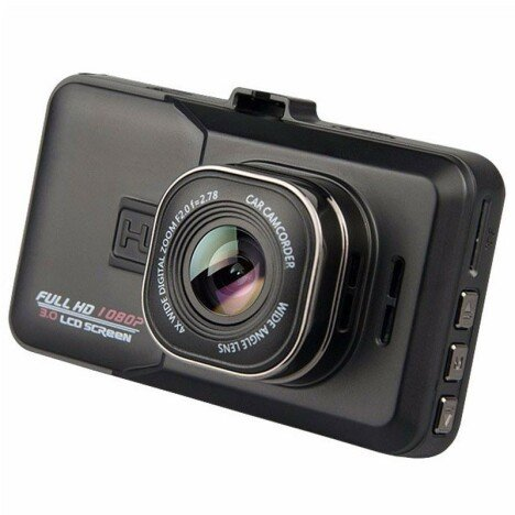 Camera Auto iUni Dash A98, Filmare Full HD, Display 3.0 inch, WDR, Parking monitor, Lentila Sharp 6G